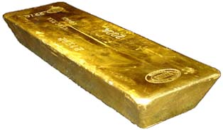 Metales preciosos Oro